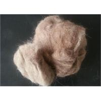 China Red Wool Waste For Felt on sale