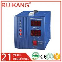 Wholesale V Guard Limiter Home AC Stabilizer 1.5 Ton High Voltage Regulator from china suppliers