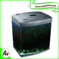 Wholesale Super submersible pump professional carved glass fish tank factory from china suppliers