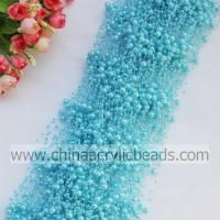 Wholesale 3&8MM beaded wire spray garland wholesale wedding--YZB002- 24 from china suppliers