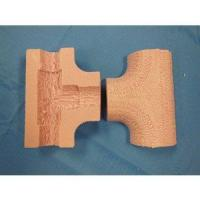 Wholesale 7 / 8 X 1 COPPER SWEAT TEE FOAMULAR INSULATION FITTING from china suppliers