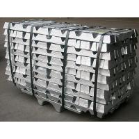 Wholesale Metals and alloys Product name: Zinc Ingot from china suppliers
