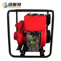 Portable Gasoline Engine Water Pump for Irrigation