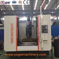 Buy cheap China Top Supplier 3 Axis Two Axes Linear CNC Vertical Machining Center VMC 1270L With Cheap Price from wholesalers