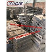 Buy cheap Liner Plate Lining For Ball Mill Parts From China Factory from wholesalers