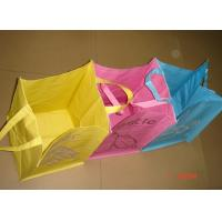 Wholesale non woven handle bag from china suppliers