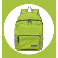 Lightweight Foldable Backpacks With USB Charging Port