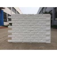 Wholesale Light weight Faux Brick PU Panel from china suppliers