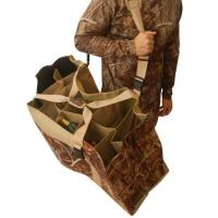 China 12 Slot Duck Decoy Bag with Padded Adjustable Shoulder Strap on sale