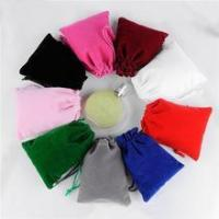 Wholesale Velvet Drawstring Bag from china suppliers