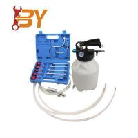 Wholesale BY Tools-6L Pneumatic ATF Oil & Liquid Dispenser With 13 PCS ATF Adaptor from china suppliers