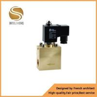 Wholesale brass valve Factory direct 60 bar high pressure electric actuator valve 1 inch brass solenoid valve from china suppliers