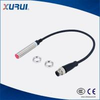 Wholesale M12 Semi Pluggable type Cylinder DC Inductive Sensor from china suppliers