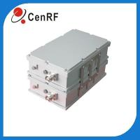 China RF GSM DIN-Female Cavity Band Pass Filter on sale