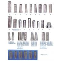 stainless steel dyeing bobbins