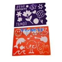 Wholesale flower stencil template from china suppliers