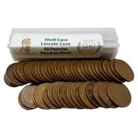 WWII Shell Case Penny Roll (50-Piece)