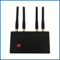 Wholesale 50 Meters Quad band Car Remote Control (315MHZ/ 330MHz/ 390MHZ/433MHz) Jammer from china suppliers