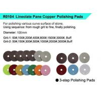 R0104 Lineolate Copper P/Pads