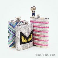 Wholesale Hip Flask Series Diamond flask from china suppliers