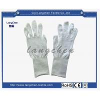 Gloves 10G 100% Cotton String Knit Glove for sale