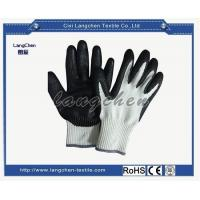 Buy cheap Gloves 10G HPPE Latex Coated Cut Resistant Glove from wholesalers