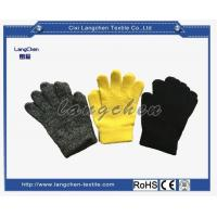 Gloves 10G 100% Acrylic String Knit Glove 360G for sale