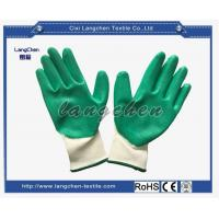 China Gloves 13G 100% Nylon Dipped Glove for sale