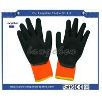 Gloves 10G 100%acrylic Dipped Glove for sale