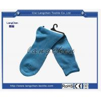 Socks Toeless Cotton Socks Blue Color for sale