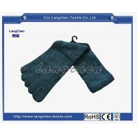 Socks Five-toe Cotton Socks Blue Mixed Color for sale