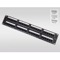 Buy cheap 48 Port Cat6 Patch Panels from wholesalers