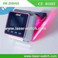 Buy cheap reduce the blood viscosity red cold laser therapy smart watch from wholesalers