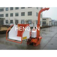 Agricultural equipment wood chipper with CE certificate for tractors