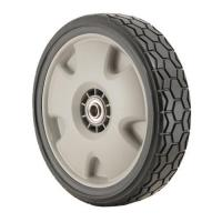 Wholesale 12-Inch Plastic Wheel for Walk-Behind Mowers from china suppliers