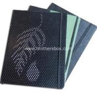 PU Leather Organizer Notebook with Elastic Band