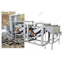 Wholesale Automatic Sunflower Hemp Seed Shelling Machine from china suppliers
