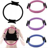 "China Wholesale Supply 14"" Fitness Magic Circle Yoga Pilates Ring For Resistance Training"