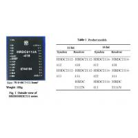 China Synchro/Resolver-Digital Converter (HSDC/HRDC211 Series) on sale