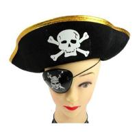 Wholesale Hallowmas Pirate Hat from china suppliers