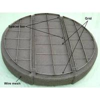 Wire Mesh Demister with High Factor of Porosity & Low Head Loss