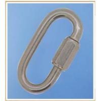 Stainless Steel Quick Link Wide Jaw Type