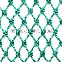 Diamond Mesh PP Twist Fishing Netting