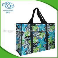 Wholesale Promo non woven tote bag full printed,top quality shopping bag,reusable,foldable,laminated,promotion from china suppliers