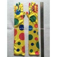 Halloween Clown Gloves