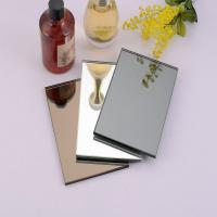 Glass Mirror (Silver Coated )