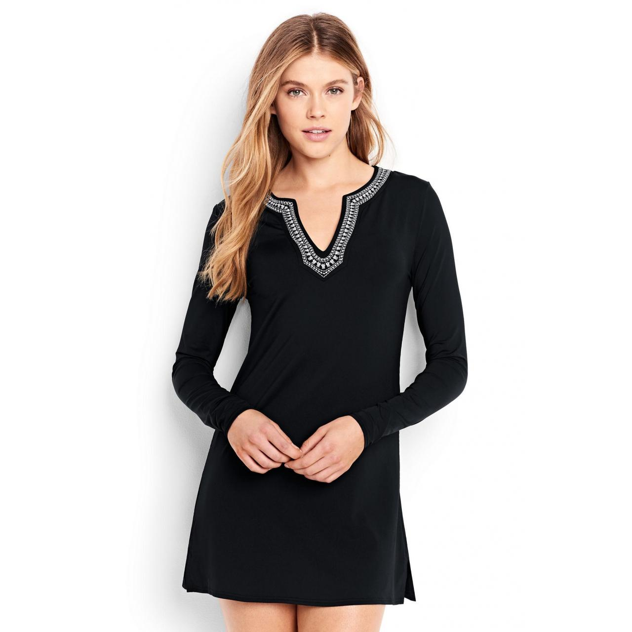 Buy cheap Women's Long Sleeve Swim Tunic Rash Guard from wholesalers