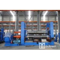 W11 three roller symmetrical bending machine