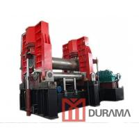 Buy cheap Hydraulic 3-roller plate rolling machine,hydraulic plate bending machine from wholesalers
