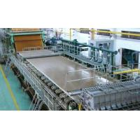 Buy cheap The paper main part Long net paper machine from wholesalers